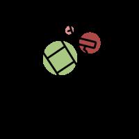 White Wine with Cork and Corkscrew Logo Design