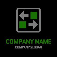 Delivery Service Application Logo Design