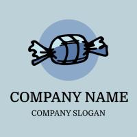 Premium Confectionary Products Logo Design