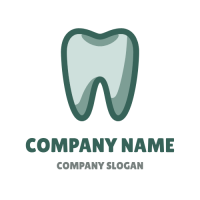 Dentistry Healthy Tooth Logo Logo Design