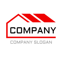 Building Company Storage Logo Design