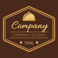 Restaurant Logo | Vintage Restaurant Emblem